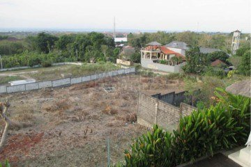 5,7 Are Freehold Land With Distance Ocean View in Jimbaran
