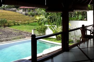 BRAND NEW VILLA IN CANGGU, CASUAL BALINESE LIVING EUROPEAN STYLE (ONE)