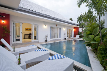 Brand new 4 bedroom villa in Berawa