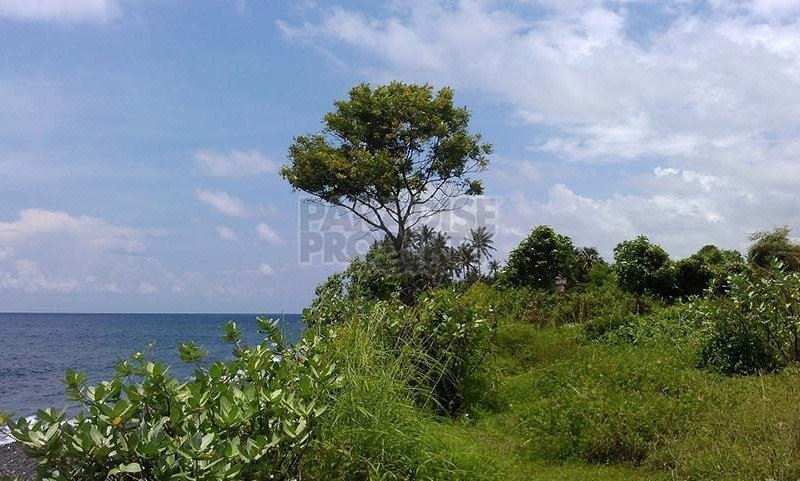 Tulamben Land Beachfront for Lease