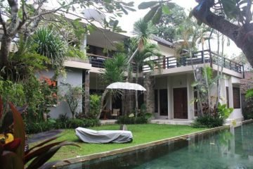4 Bedroom Luxury Freehold Villa in Canggu