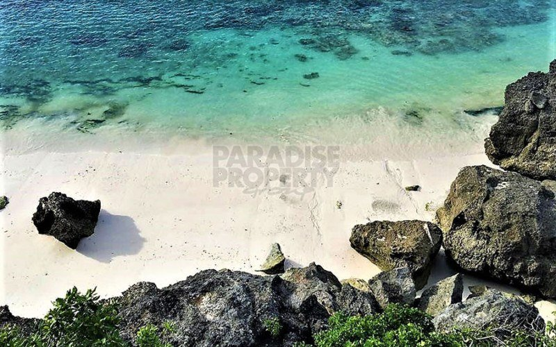 7287m2 Of Beautiful Absolute Beachfront Land On The Developing Island Of Sumba (West Sumba).
