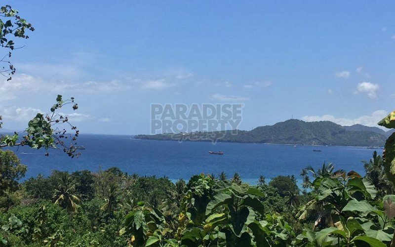 Number One Recomended Land Investment in Candidasa Just 300 Meters from Beach of Alila