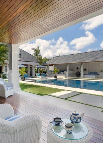 Luxury 6 bedroom villa in Seminyak