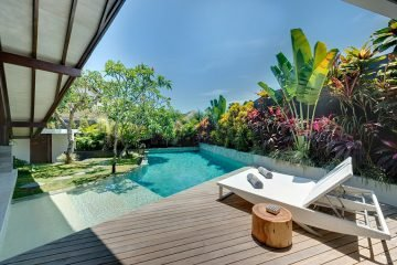 Stunning and Unique One Bedroom Villa with Professional Management.