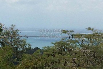 Prime Land Investment Opportunity with Stunning Views of Jimbaran Bay