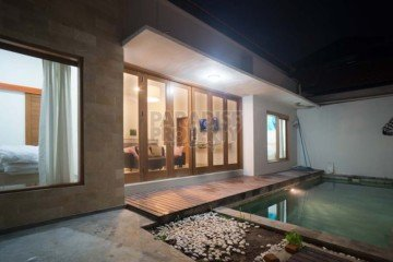 Minimalist Yearly Rental Villa In Jimbaran