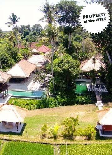 Dijual Butik Villa Hotel Eksklusif