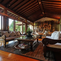 Impressive Prestige Property with Best Views to the Ayung River Valley  –  Freehold 42 Are