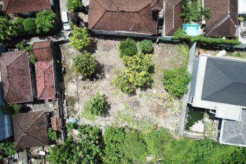 Freehold 553 sqm land at Bidadari Seminyak