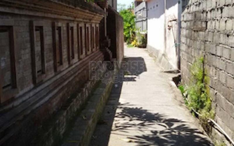 DIJUAL TANAH 553m2 – SHM – Bidadari, Seminyak