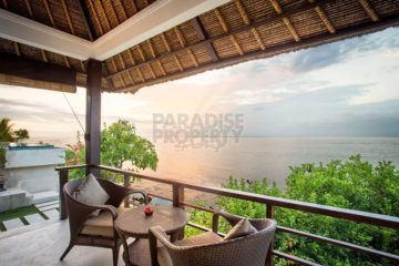 Premium Cliff-top Holiday Home or Business In Nusa Lembongan's Most Magnificent Position