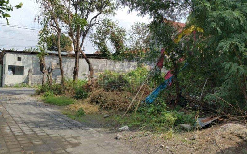 Freehold/Hak Milik Land in Sanur (284 sqm)