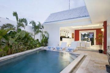 Brand New in Berawa – 4 bedroom single level villa