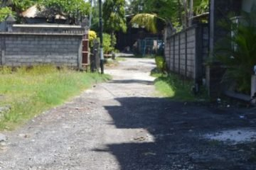 1100m2 Freehold Land in Central Location of Kerobokan