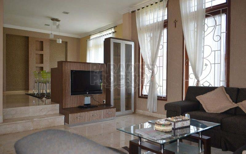 Outstanding House With Fantastic View Over Looking Jimbaran Bay