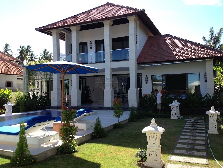 Walking Distance To The Beach 3 Bedroom Villa In Jasri Beach East Bali