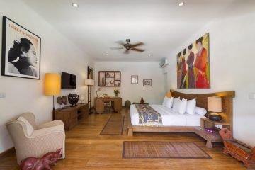 Dijual Villa Impian Dengan 4 kamar Tidur di Pererenan, Canggu