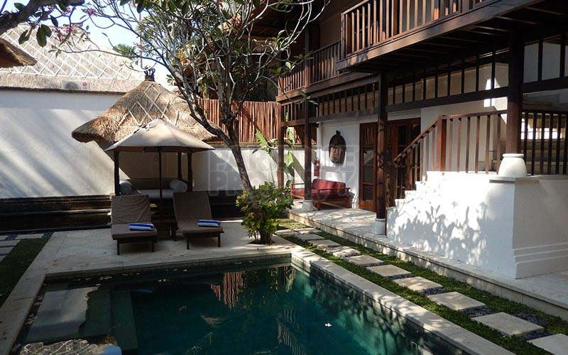 Luxury 3BR villa in exclusive hillside complex in Jimbaran Bay