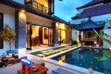 Classic 3 Bedroom Villa on 3 Are Freehold Land near Ubud