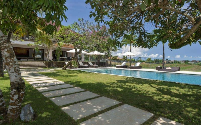 A Must See Luxury 8 Bedroom Residence In Pererenan