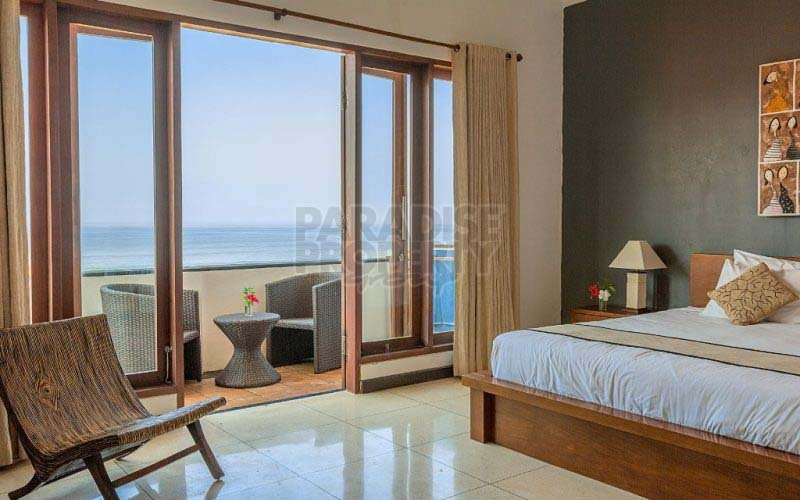 Freehold Absolute Beach Front Villa in Balian