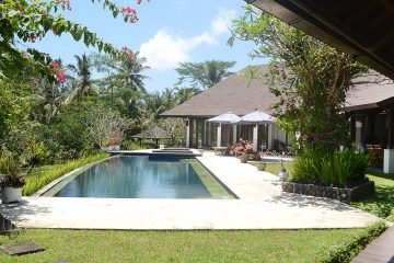 Magnificent Views  Top Location Ubud  Villa on 23,6 Are Hak Milik Land