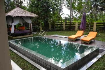 Nice Comfortable Leasehold Villa In Lodtunduh Ubud