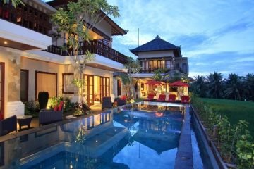 Spectacular Location Near Ubud  Luxurious 4 Bedroom Villa