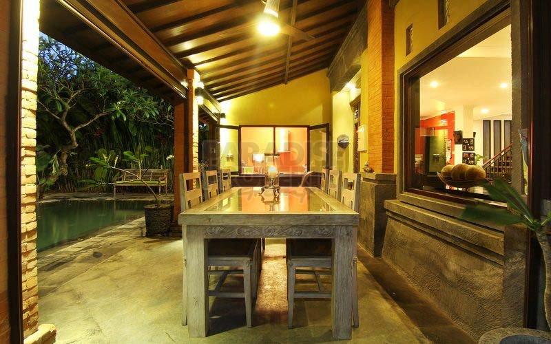 Walking Distance Beach Villa for Sale in Sanur