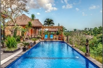 Villa Air Terjun for Sale at Batuan Sukawati Ubud
