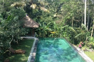 Stunning 6 Bedroom Villa with Fabulous Views – 35 Are Freehold –  North of Ubud