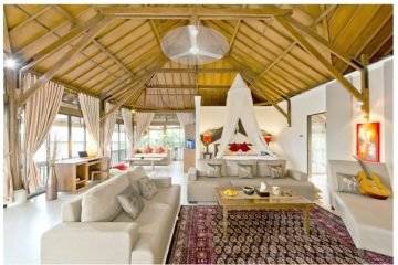 Magnificent Villa with Spacious Garden in Excellent Location – Canggu Berawa