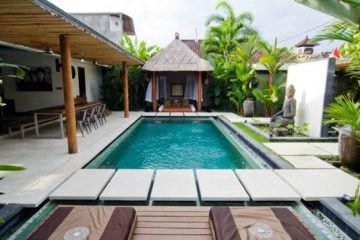 Elegant Villa in The Heart of Seminyak