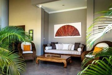 Beautiful Beachside 6 Bedroom Family Villa In Sanur