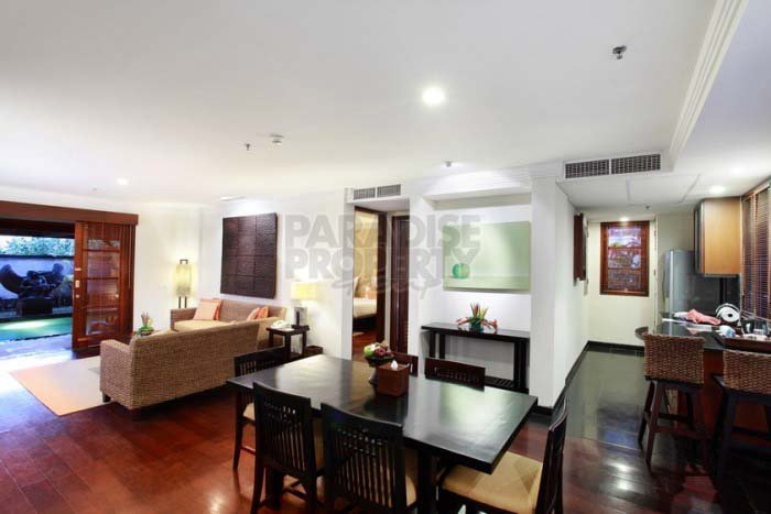 Luxury Residential 2 Bedroom Apartment with Great Facilities