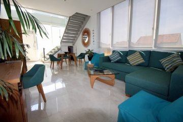 Modern Mezzanine Studio Apartment – Unlimited Stay
