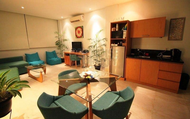 Modern Mezzanine Studio Apartment – Unlimited Stay