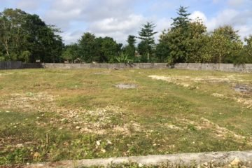 Prime Location Freehold Land for Villa Development