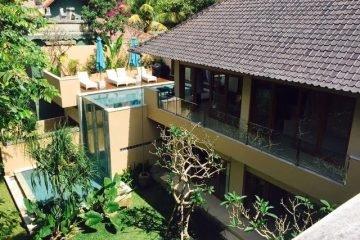 Elegant Tropical Villa in Desirable Ubud Location – Long Lease