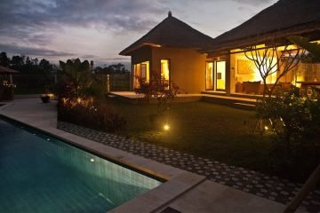 Designer-Built Villa Complex – 5 Minutes from Ubud Centre – Leasehold on 11,5 Are