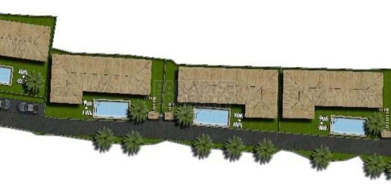 New  Eco-Friendly Development  – 6 Villas at Beautiful Keliki Area – North of Ubud