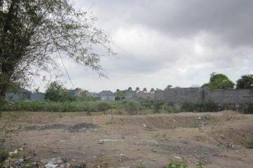 Main frontage land in Gang Baik-Baik, Seminyak