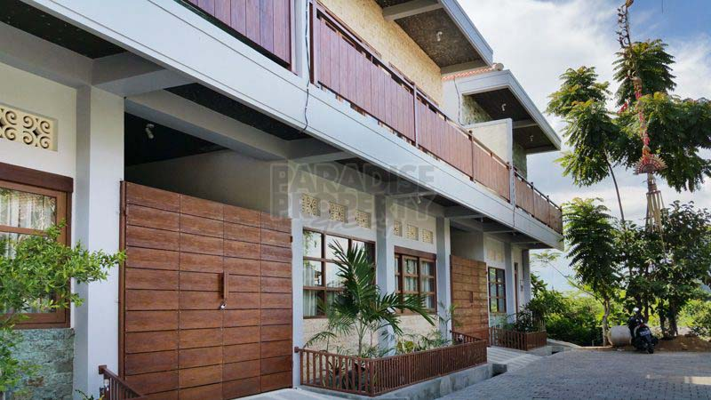1 Unit of Town House Available For Rental in Sanur