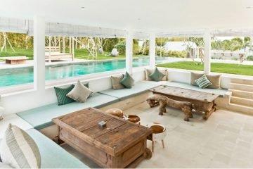 5 Bedroom Luxury Villa Located In Cemagi