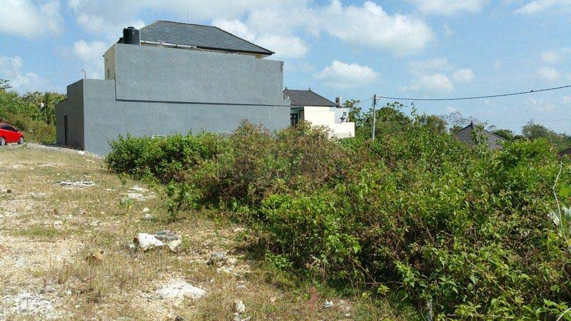Small Plot of Land 145 sqm, Hak Milik/Freehold in Kori Nuansa – Jimbaran