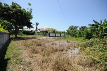 600M2 Leasehold Land Bordering Sanur