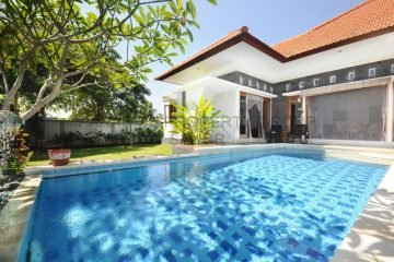 Villa for Lease on 600 M2 Land, Padang Galak Sanur