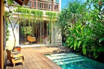 Beautiful 3 Bedroom Villa in Canggu for Yearly Rental