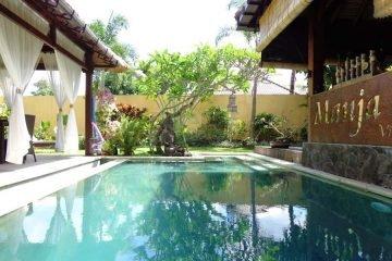Charming Tropical Villa 3 bedroom in Canggu